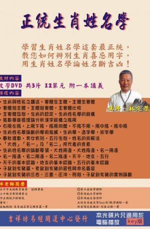 正統生肖姓名學(key版)